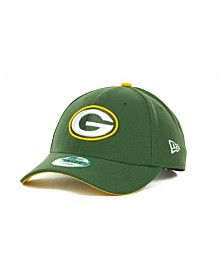 New Era Green Bay Packers First Down 9FORTY Cap