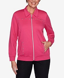 Plus Size Clean Getaway Jacket