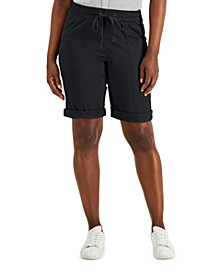 Drawstring Shorts, Created for Macy's