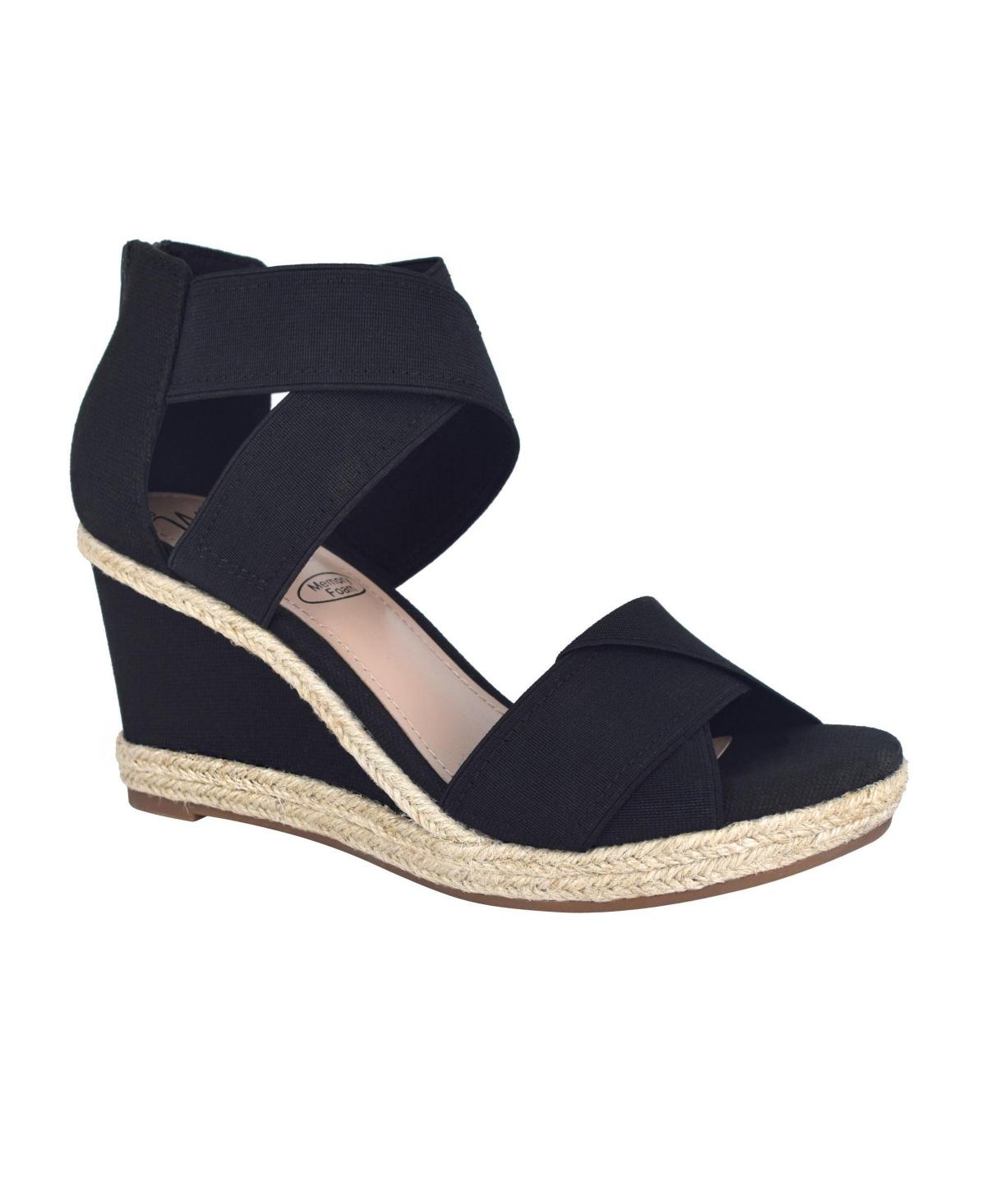 Impo Trissa Espadrille Wedge Sandal Women's Shoes