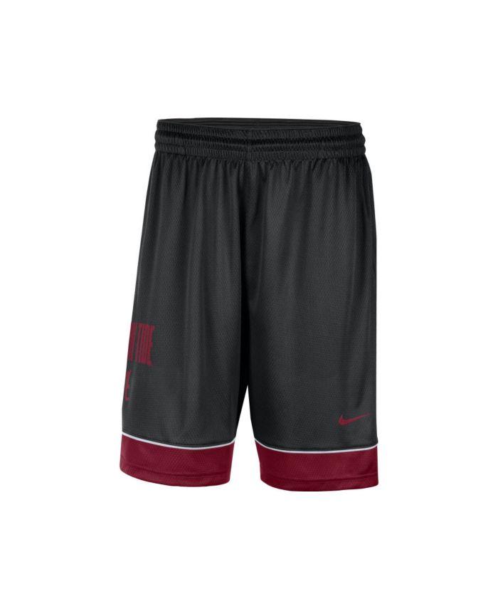 Nike Alabama Crimson Tide Fast Break Shorts & Reviews - NCAA - Sports Fan Shop - Macy's