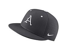 Arkansas Razorbacks Aerobill True Fitted Baseball Cap