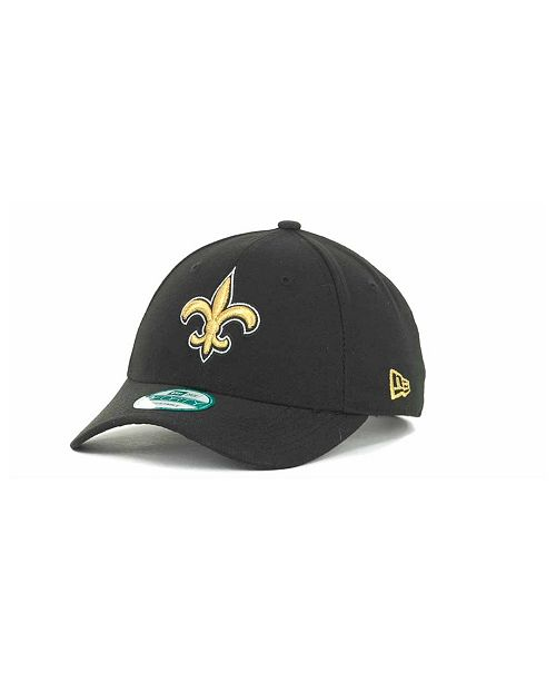 separation shoes 49b41 fb9ec ... New Era New Orleans Saints First Down 9FORTY Cap ...