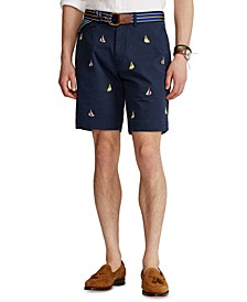 Men's 9-Inch Stretch Classic-Fit Chino Shorts