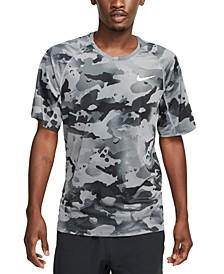 Men's Pro Dri-FIT Camouflage Graphic T-Shirt
