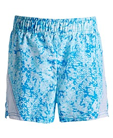 Big Girls Printed Inset Shorts, Created for Macy's
