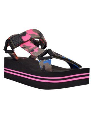 Women's Avin Strappy Platform Sandals