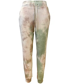 Tie-Dyed Loungewear Jogger Pants, Created for Macy's