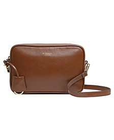 Manor Grove Small Leather Camera Bag