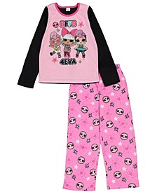 LOL Surprise! Big Girl 2 Piece Pajama Set