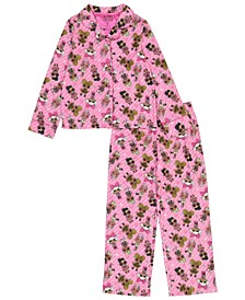 LOL Surprise! Big Girl Coat 2 Piece Pajama Set