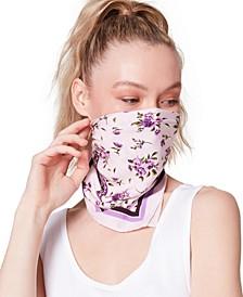2-Pk. Floral-Print & Tie-Dyed Cotton Bandanas