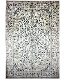 """One of a Kind Nain Silk 6'9"""" x 10'10"""" Area Rug"""