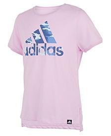 Big Girls Drop Tail T-shirts