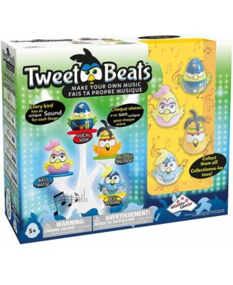 Identity Games Tweet Beats Make Your Own Music Tree with 4 Birds