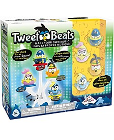 Tweet Beats Make Your Own Music Tree with 4 Birds