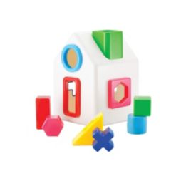 Kid O Shape Sorting House - Classic Sorter