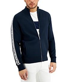 Men's Logo Tape Jacket