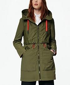 Women's Lightweight Rain Coat