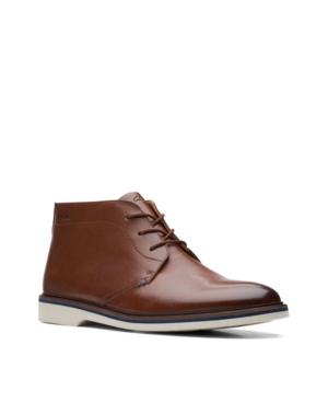Clarks Shoes MEN'S MALWOOD MID BOOTS MEN'S SHOES