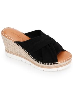 by Kenneth Cole Women's Eylssa Braid 2 Sandals Women's Shoes