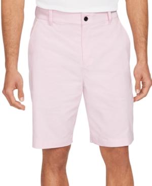 "Nike Pants MEN'S DRI-FIT UV 10.5"" GOLF CHINO SHORTS"