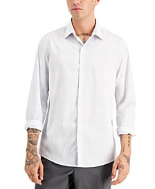 Men's Performance Stretch Plaid Shirt
