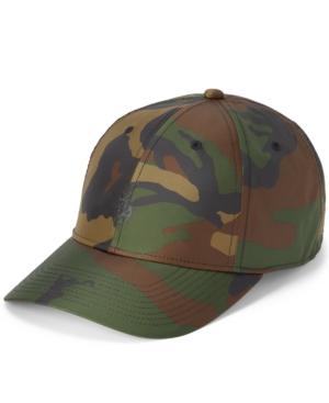 Polo Ralph Lauren MEN'S CAMO PERFORMANCE BALL CAP