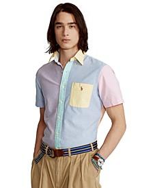 Men's Classic-Fit Oxford Fun Shirt