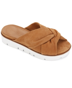 by Kenneth Cole Women's Lavern Braid 2 Slides Women's Shoes