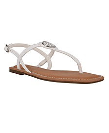 Women's Janae Strappy Flat Sandals