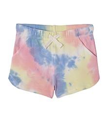 Big Girls Gianna Knit Shorts