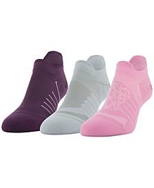Breathe 3-Pk. No-Show Tab Women's Socks