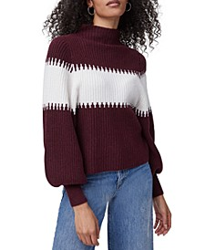 Sophia Knit Striped Sweater