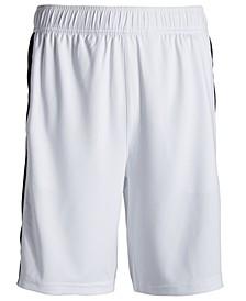 Big Boys Reflective Mesh Drawstring Shorts, Created for Macy's