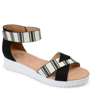 Journee Collection Sandals WOMEN'S JAVA SANDAL WOMEN'S SHOES