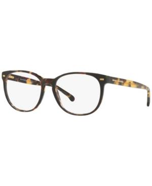 BB2038 Men's Square Eyeglasses