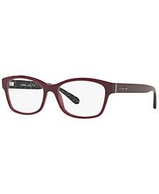 HC6116 Women's Rectangle Eyeglasses