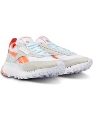 Reebok WOMEN'S CLASSIC LEATHER LEGACY CASUAL SNEAKERS FROM FINISH LINE