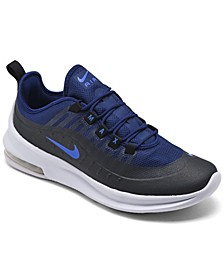 Big Boys Air Max Axis Casual Sneakers from Finish Line