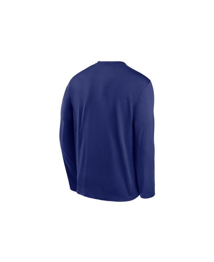 Nike Men's Los Angeles Dodgers Legend Team Issue Long Sleeve T-Shirt & Reviews - MLB - Sports Fan Shop - Macy's