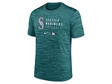 Men's Seattle Mariners Velocity Practice T-Shirt