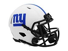 New York Giants Speed Lunar Eclipse Alt Mini Helmet