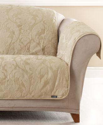 Matelasse Damask Pet Sofa Slipcover. 1 Reviews. Main Image; Main Image ...