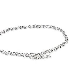 Women's CK Charm Chain Belt