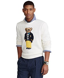 Men's Polo Bear Sweater