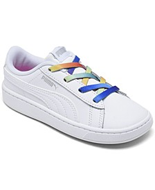 Toddler Girls Puma Vikky V2 Casual Sneakers from Finish Line