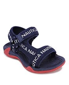 Toddler Boy Sporty Open Toe Sandals