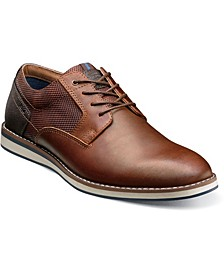 Men's Circuit Plain Toe Lace-Up Oxford