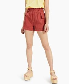 Juniors' Pull-On Cargo Shorts
